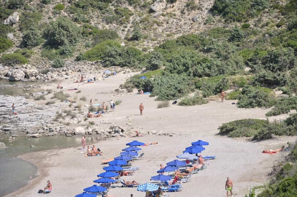 Beach nudists photo 29