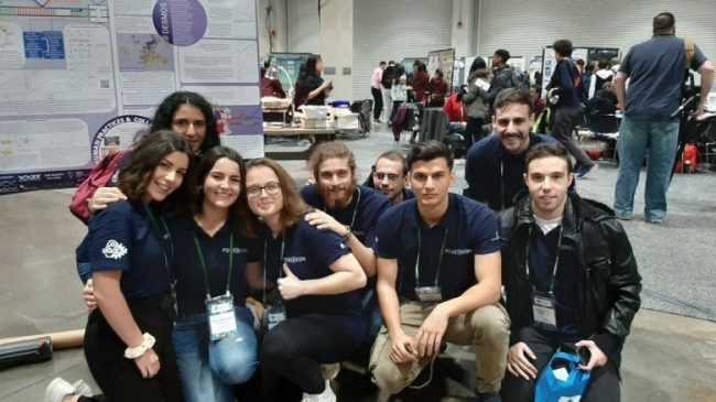 Gold medal for Aristotle University students at MIT World Competition