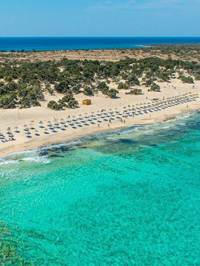 Chrysi Island and Beach, Lasithi Crete