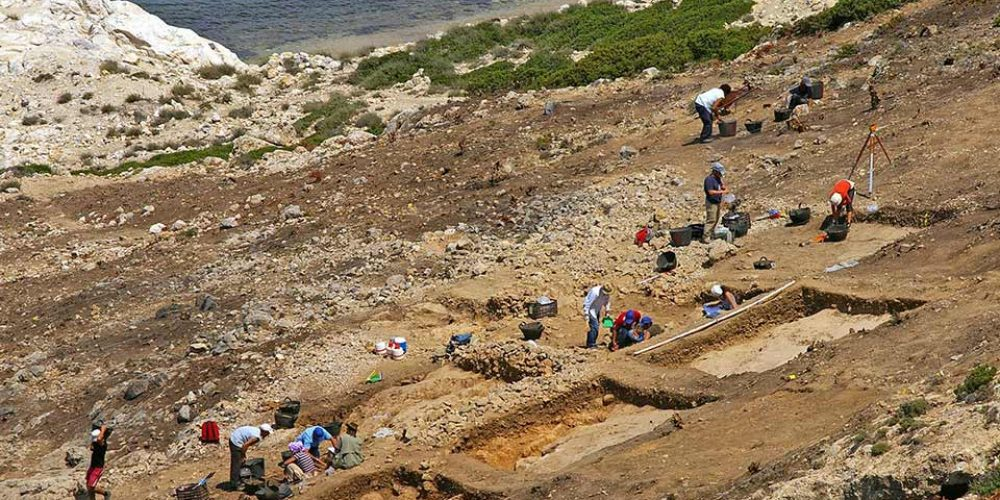 Advanced Plumbing and Metalwork Found on Ancient Greek Island