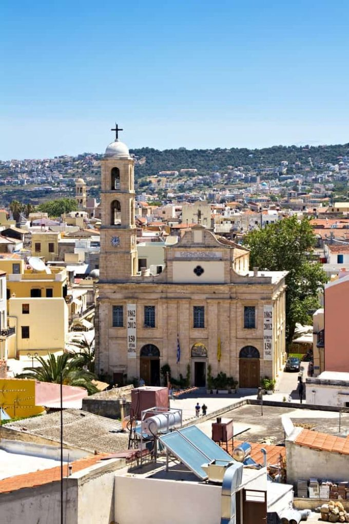 Cathedral of the Presentation of the Virgin Mary Chania