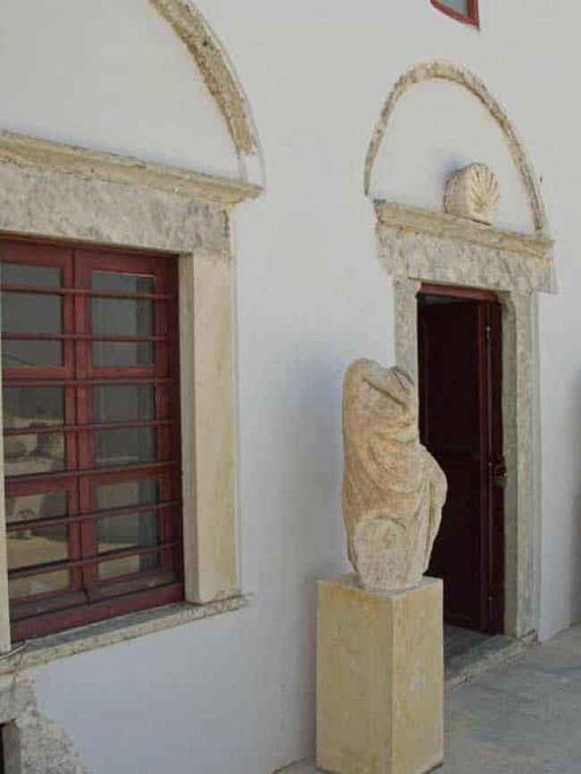 The Archaeological Museum of Amorgos