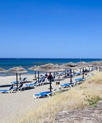 Analipsi Beach, Heraklio Crete