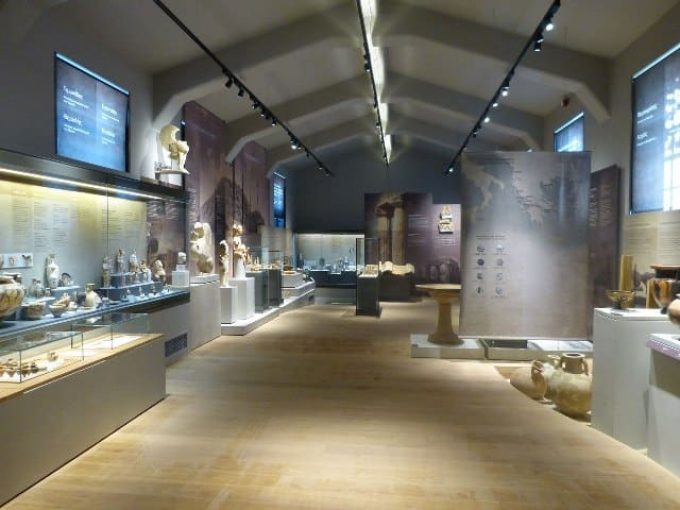Archaeologial Museum of Corinth