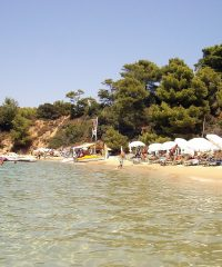 Beach Big Banana, Skiathos
