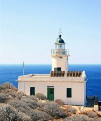 The Lighthouse of Aspropounta