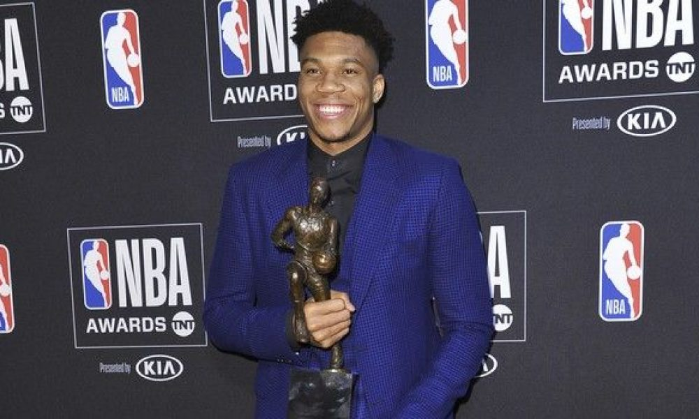Giannis Antetokounmpo: a role model to imitate