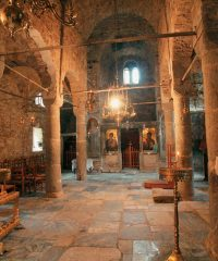 Byzantine church of Porta Panagia