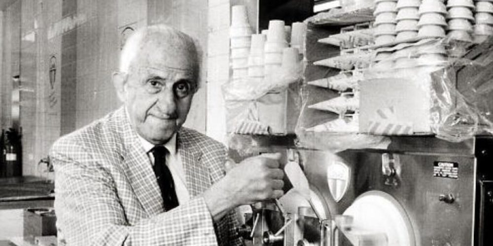 Tom Carvel, The Greek Who Introduced Soft Ice Cream to America