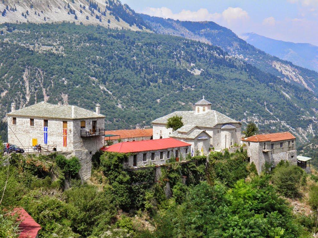 Ιερά Μονή Παναγίας Σπηλιάς (Παναγία Σπηλιώτισσα), Καρδίτσα - MyGreekHeart