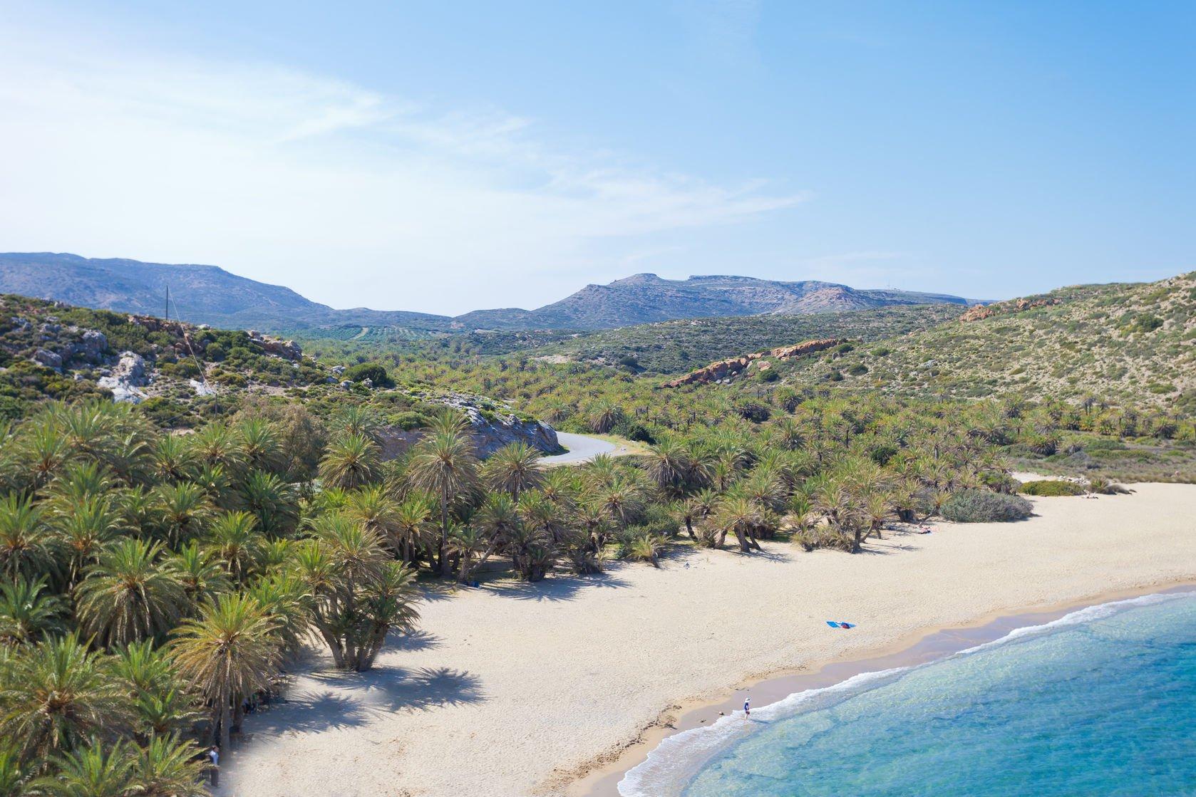 Vai Kreta   De Griekse Gids